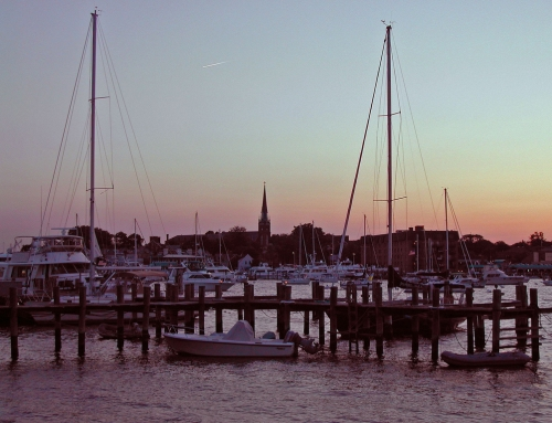 Annapolis, Birthdays and Boat Shows