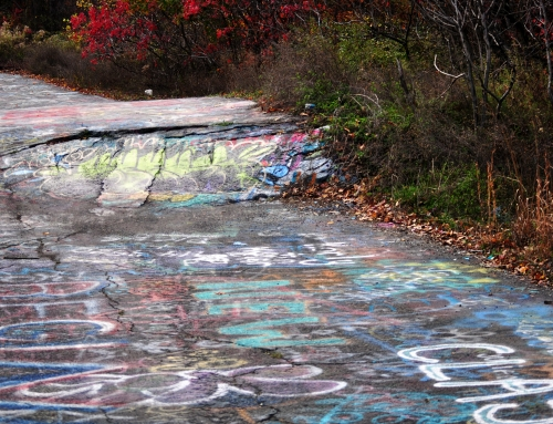 Centralia, PA: Ghost Town, Sort Of