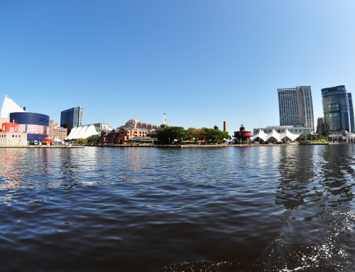 Inner Harbor, Baltimore, MD & Fells Point